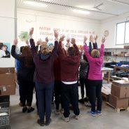 Le mani in pasta  Il percorso dei ragazzi di 3 media in preparazione alla Cresima